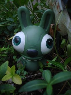 betso - SDCC resin bunny