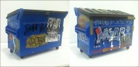 Mearone - Hand Customized Desktop Dumpster 4