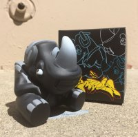 "Donald ""Scribe"" Ross - Rumpus (Black Edition)"