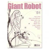 Giant Robot - Issue #51