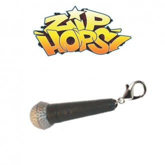 Zip-Hops - Microphone - Open