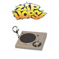Zip-Hops - Turntable - Open
