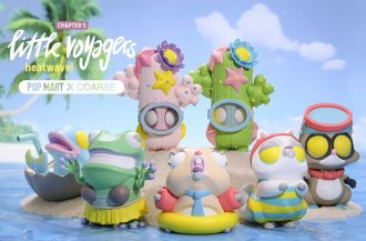 Little Voyagers Heatwave Mini Series - Display box of 6
