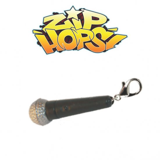 Zip-Hops - Microphone - Open - Click Image to Close