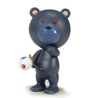 IWG - Leia the Baby Blueberry Bear