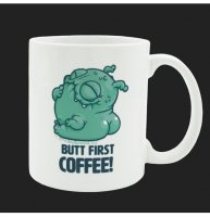 Thimblestump Hollow - Butt First Coffee