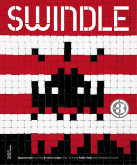 SWINDLE Hardcover #3