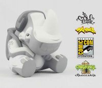 "Donald ""Scribe"" Ross - Rumpus (White Edition)"