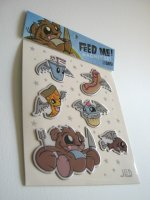 Feed Me! Magnet Set by Joe Ledbetter