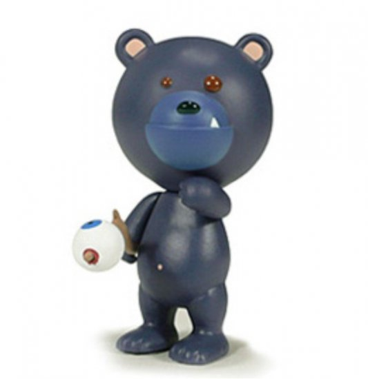 IWG - Leia the Baby Blueberry Bear - Click Image to Close
