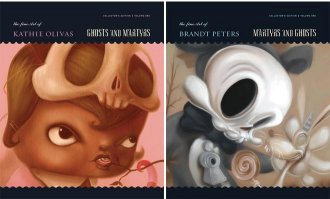 Olivas/Peters - Ghosts and Martyrs/Martyrs and Ghosts
