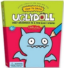 How to Draw Uglydoll (kit)
